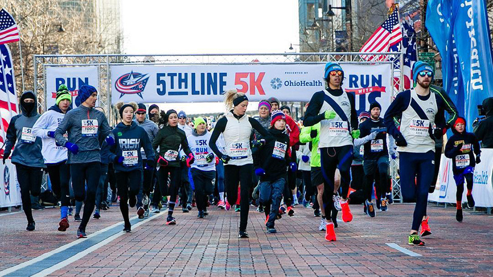 The 5th Line 5k Race presented by Ohiohealth