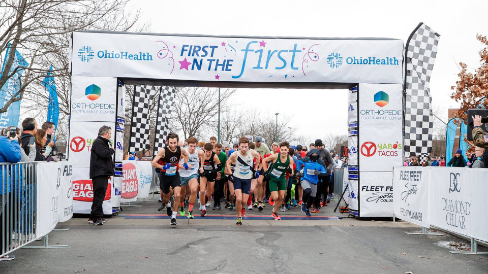 OhioHealth First On The First 5K